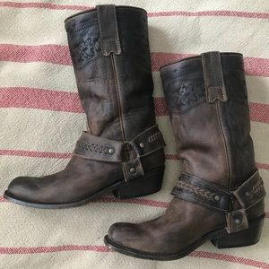 Matisse Harness boots